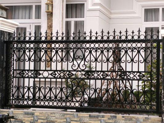 Nhận thi công hàng rào sắt tại Đà Nẵng
