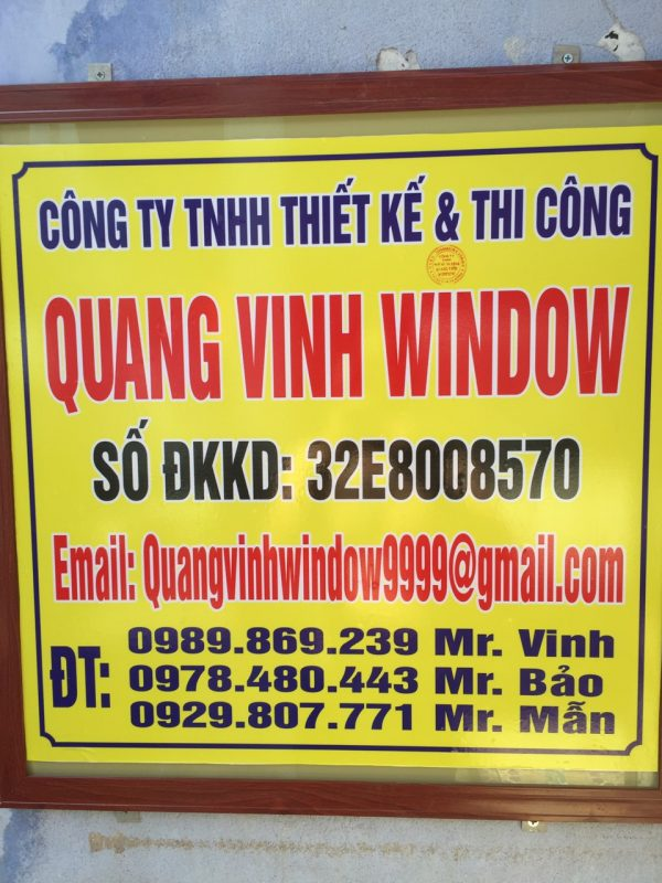 bảng hiệu quảng cáo Đà Nẵng